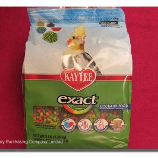 KT COCKATIEL RAINBOW EXACT FOOD  1.36 KG