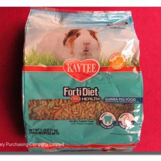 KT GUINEA PIG FORTI DIET PRO HEALTH 2.27 KG