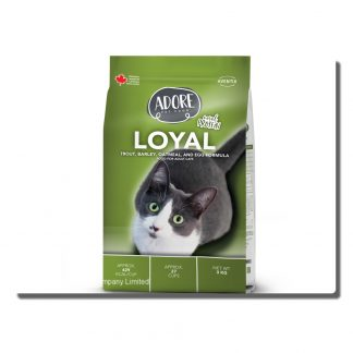 ADORE LOYAL NOVEL PROTEIN FOR CATS  3 KG