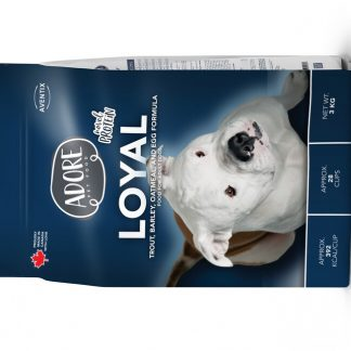ADORE LOYAL NOVEL PROTEIN FOR DOGS  3 KG