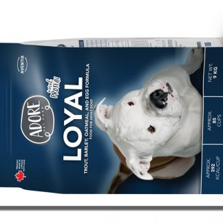 ADORE LOYAL NOVEL PROTEIN FOR DOGS  9 KG