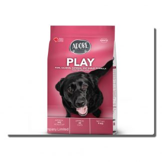 ADORE PLAY FOR DOGS  3 KG