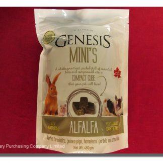 ALFALFA MINIS TREAT GENESIS  450 G