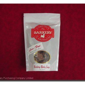 BARKERY BLUEBERRY BARLEY SNAPS  225 G
