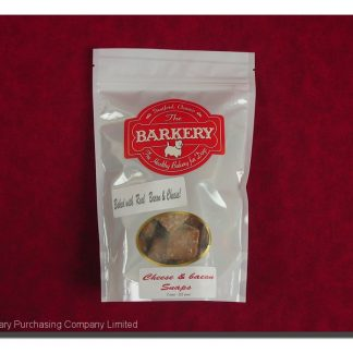 BARKERY CHEESE & BACON SNAPS 225 G
